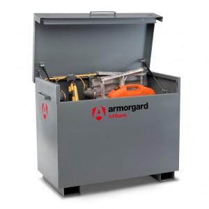 Armorgard TuffBank TB3 - 975 x 1270 x 675 (HxWxD) - Site Box