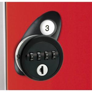 Probe 4 Digit Combination Lock Type E