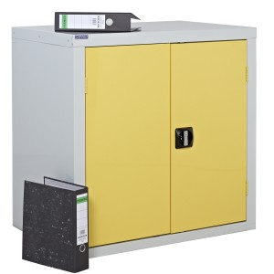 Armour Workplace Floor Cupboard - 900H 900W 610D (mm)